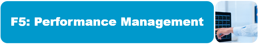 F5 Performance Management – ACCA Expert